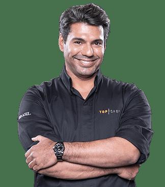 Filipe Bronze - Top Chef 3